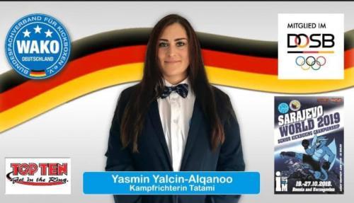 wako wc 2019 sarajevo yasmin yalcin alqanoo